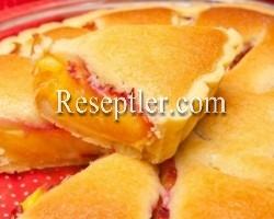 Nektarinli Tort