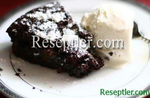 Unsuz Şokoladlı Tort