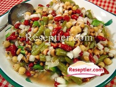 Lobya Salatı