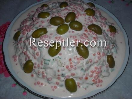 Bakı Salatı Resepti