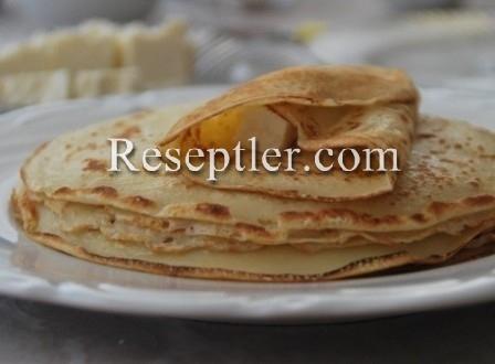 Blinçik (Qəlyanaltı) Resepti