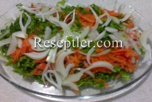 Qış Salatı Resepti