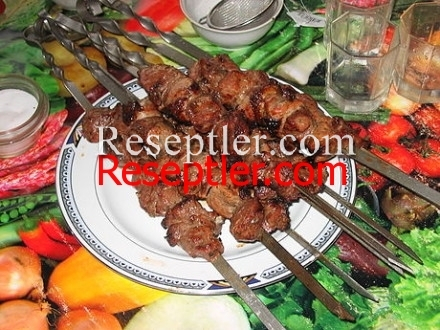 Tikə Kabab Resepti