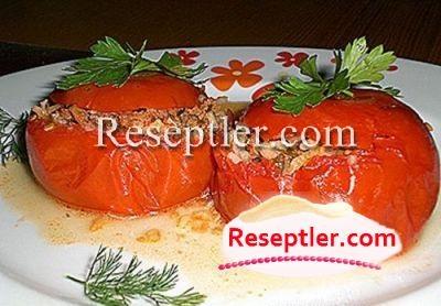 Pomidor Dolması