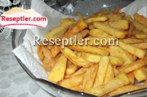 Kartof Qızartması (Çıtır)