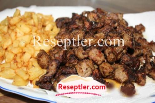 Kartoflu Qaraciyər Qızartması