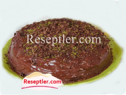 Tavada Şokoladlı Tort