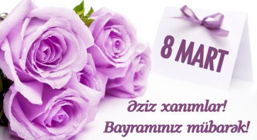 Beynəlxalq Qadınlar Günü