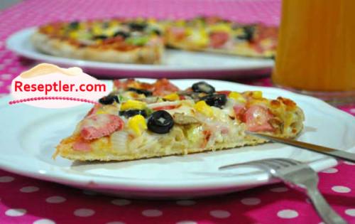 Mayasız Asan Pizza